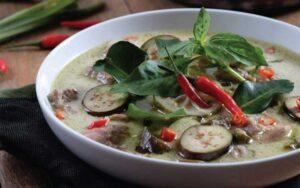 Soirée Thai